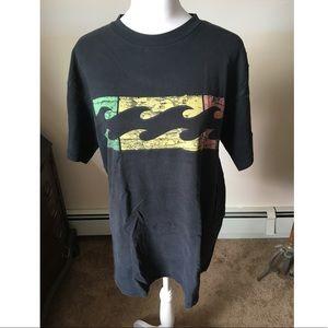 Men's billabong t shirt
